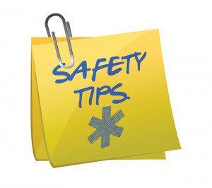 canstockphoto11592275 safety tips sticky note